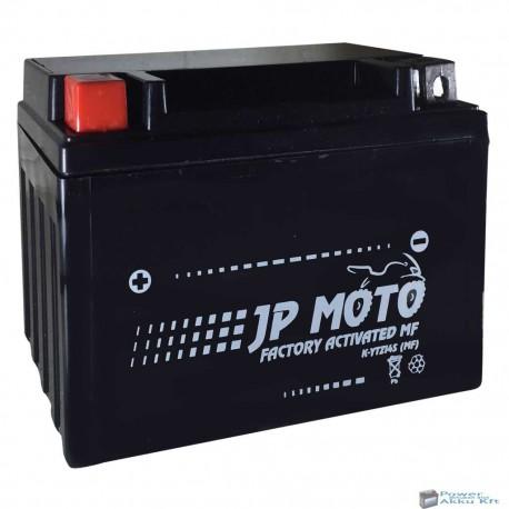 JP Moto Y-YTZ14-BS MF 12V 12Ah 140A bal+ motorkerékpár akkumulátor