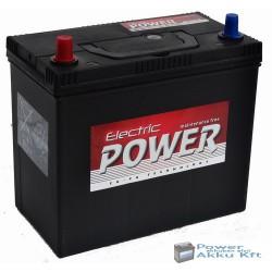 Electric Power 12V 45Ah 430A Japán Bal+ Akkumulátor