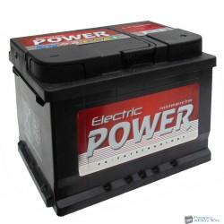 Electric Power 12V 55Ah 450A Jobb+ akkumulátor