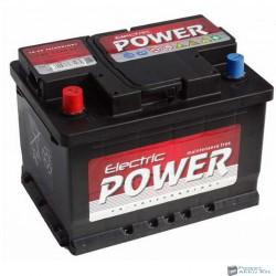 Electric Power 12V 55Ah 450A Bal+ akkumulátor