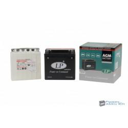 Landport YTX14-BS 12V 12Ah 190A bal+ motorkerékpár akkumulátor