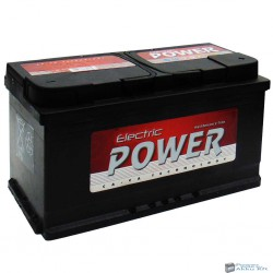 Electric Power 12V 100Ah 800A Jobb+ akkumulátor