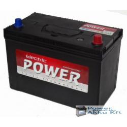 Electric Power 12V 100Ah japán 750A jobb+ akkumulátor