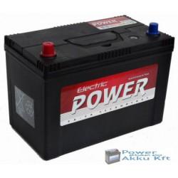 Electric Power 12V 100Ah japán 750A bal+ akkumulátor