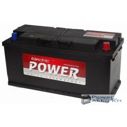 Electric Power 12V 110Ah 850A Jobb+ Akkumulátor