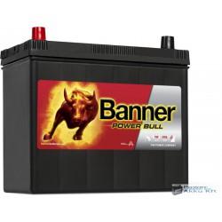 Banner Power Bull 12V 45AH 390A Bal+ Japán akkumulátor