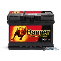 Banner St. Bull 12V 55Ah Jobb+ 450A akkumulátor