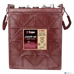 Trojan J305P 6V 271Ah/5H 330Ah/20hr akkumulátor
