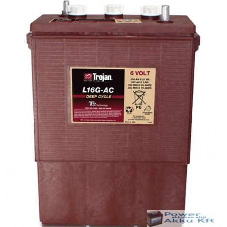 Trojan L16G 6V 320Ah/5H 390Ah/20hr akkumulátor