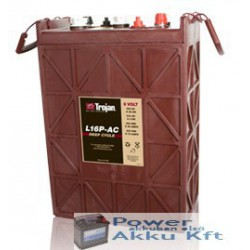 Trojan L16P 6V 344Ah/5H 420Ah/20hr akkumulátor