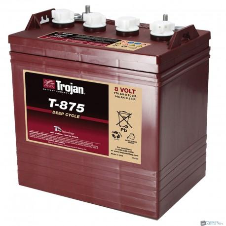 Trojan T875 8V 145Ah/5H 170Ah/20hr akkumulátor
