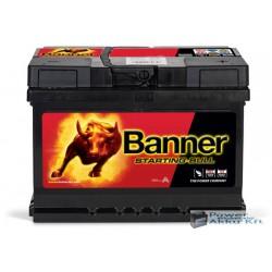 Banner St. Bull 12V 60Ah Jobb+ Akkumulátor
