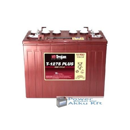 Trojan T 1275 Plus 12V 120Ah/5H 150Ah/20hr akkumulátor