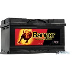 Banner Starting Bull 12V 80Ah 660A Jobb+ akkumulátor