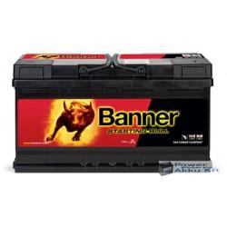 Banner Starting Bull 12V 95Ah 740A Jobb+ akkumulátor