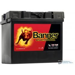 BANNER Staring Bull 12 V 30 AH 300 A jobb+ akkumulátor