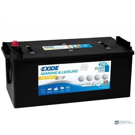Exide Gel 12V 210Ah akkumulátor ES2400