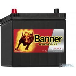 Banner Power Bull Ázsia 12V 60Ah bal+ 510A akkumulátor