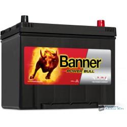 Banner Power Bull 12V 70AH 600A Jobb+ japán akkumulátor