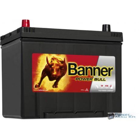 Banner Power Bull 12V 70AH 600A bal+ japán akkumulátor