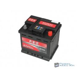 ABS 12v 45Ah 400A Jobb+ akkumulátor