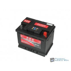 ABS 12v 56Ah 480A Jobb+ akkumulátor