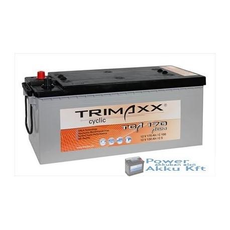 TRIMAXX TCA 170 12V 170Ah AGM akkumulátor