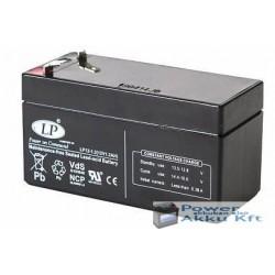 Lp 12V 1.2Ah 20HR akkumulátor