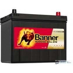 Banner Running Bull EFB 12V 70Ah 680A Jobb+ japán akkumulátor