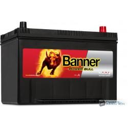 Banner Power Bull 12V 95Ah 740A Jobb+ japán akkumulátor