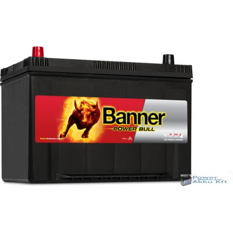 Banner Power Bull 12V 95Ah 740A Bal+ japán akkumulátor