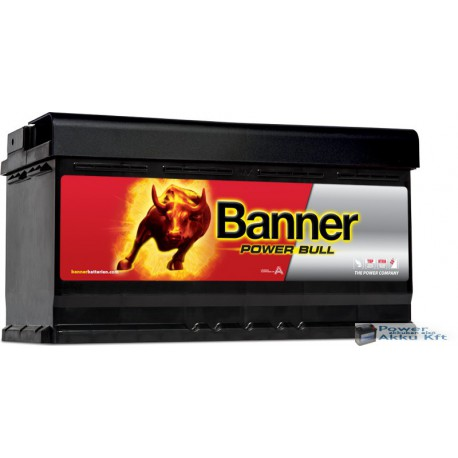 Banner Power Bull 12V 95Ah 780A Jobb+ akkumulátor