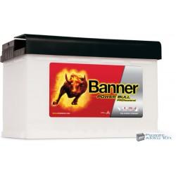 Banner Power Bull Pro. 12V 77Ah 680A jobb+ akkumulátor