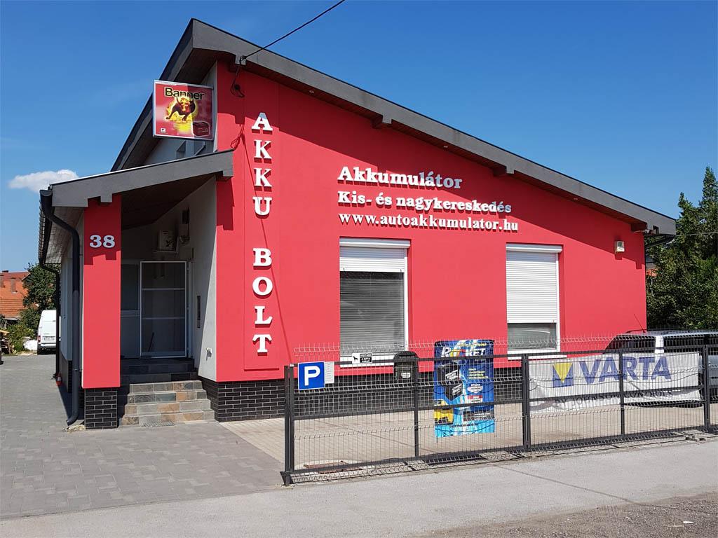 Debrecen akkumulátor