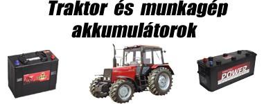 Traktor akkumulátorok